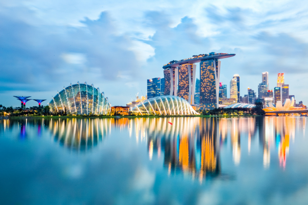 Expatriation Singapour